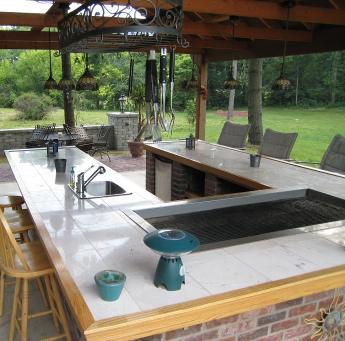 Tia Outdoor Grills Custom Built Outdoor Grills Tim